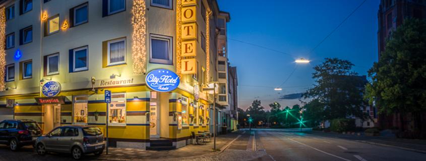 City Hotel Bremerhaven Restaurant